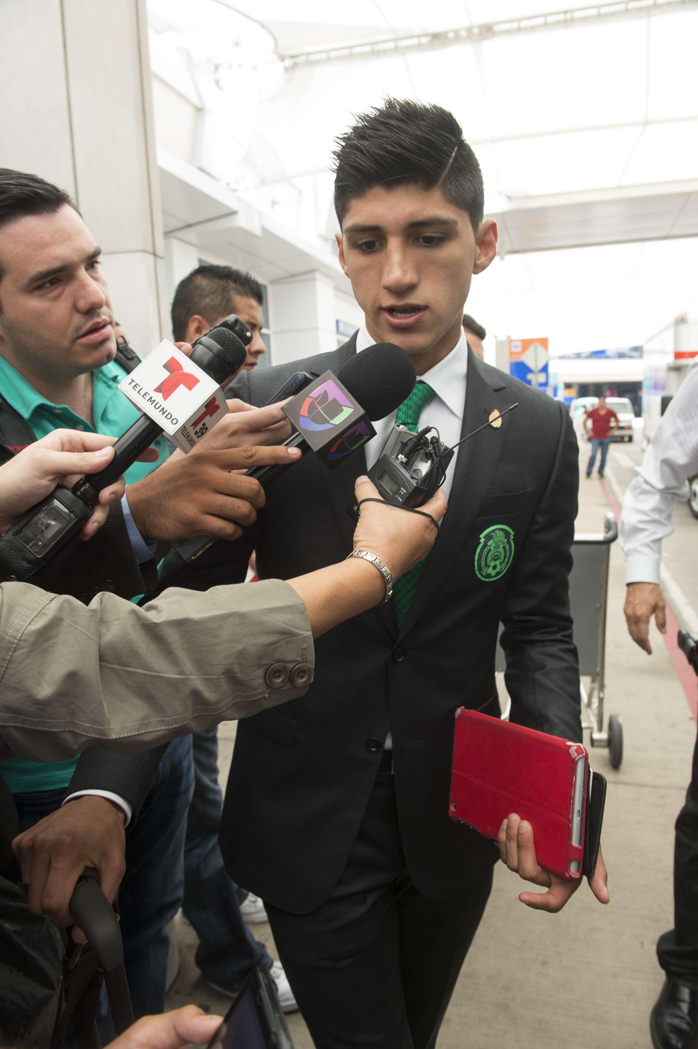 Alan Pulido sigue el proceso para buscar salir de los Tigres. Foto: Mexsport