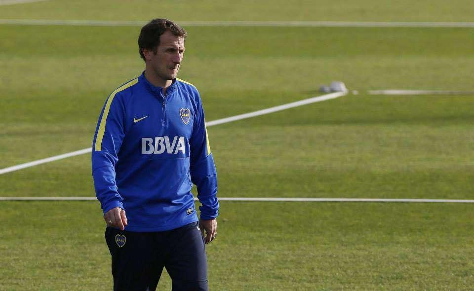 Javier García Martino/Prensa Boca Juniors
