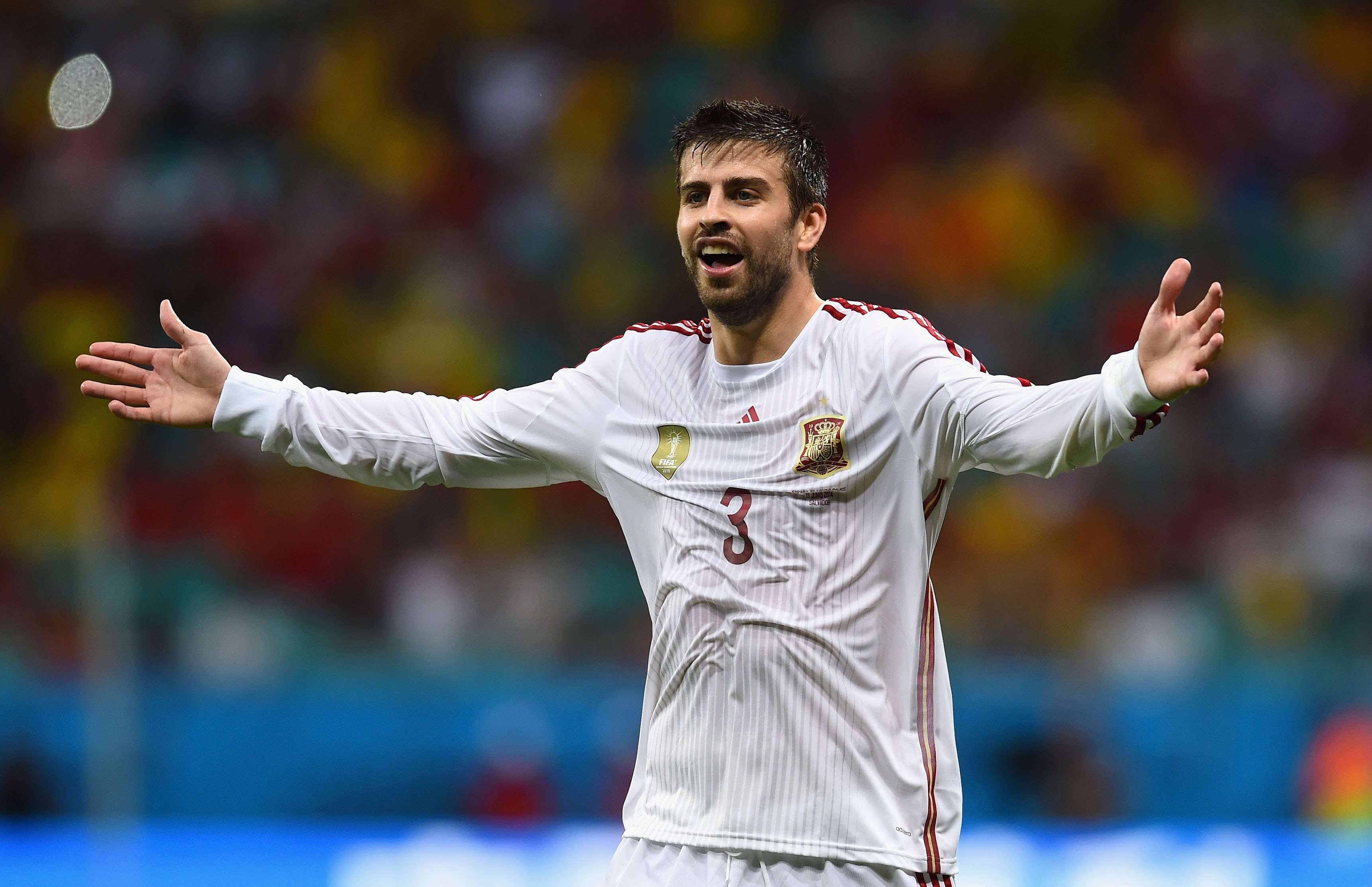 Gerard Pique. Foto: Getty Images