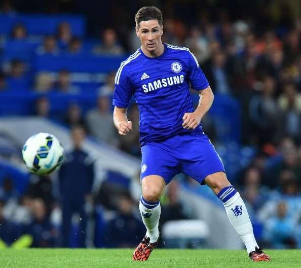 Fernando Torres (30 años): el delantero español del Chelsea se fue cedido al Milan por dos temporadas.