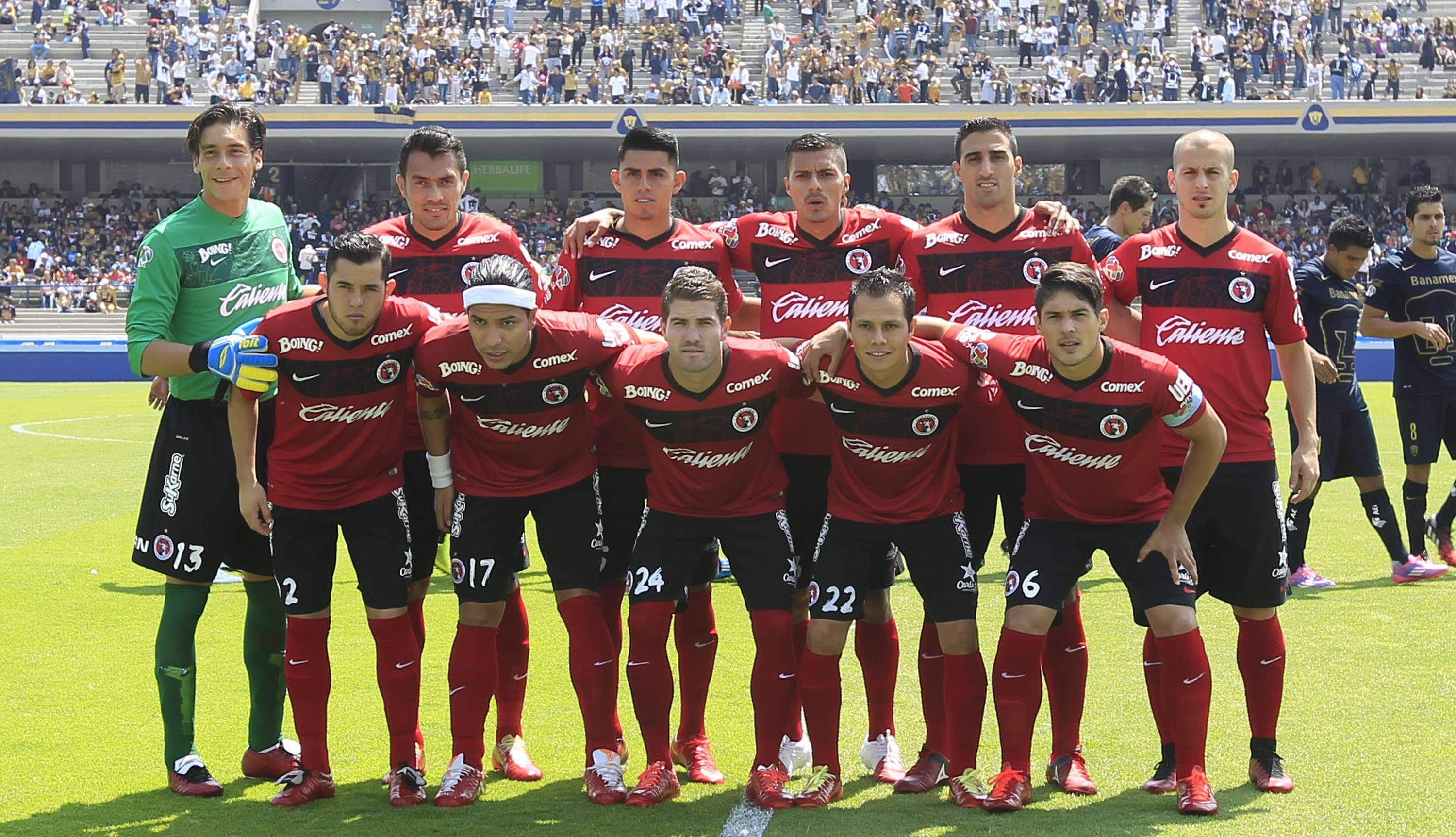 Xolos Tijuana. Foto: Getty Images