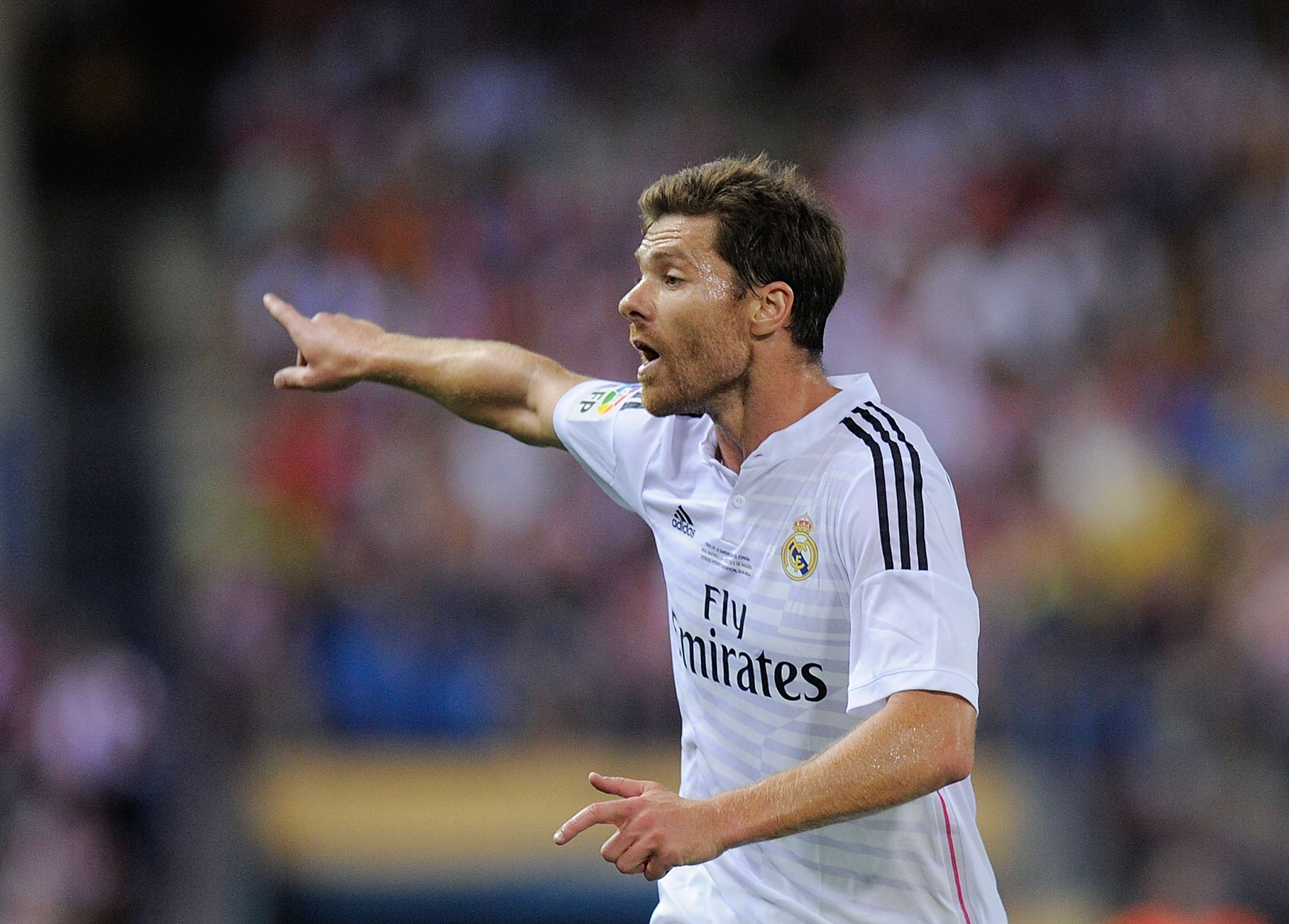 Xabi Alonso. Foto: Getty Images