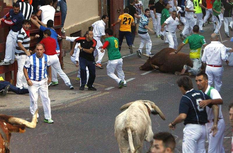 Heridos graves en el encierro de San Sebastián de los Reyes