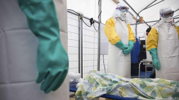 Droga contra ebola é 100% eficaz em testes com animais