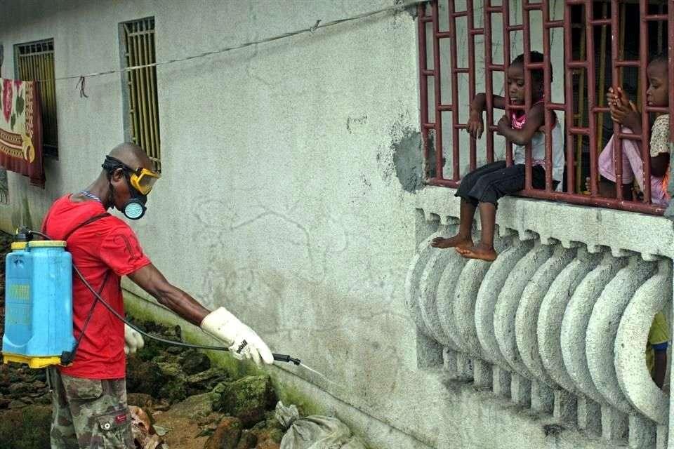 Senegal confirma su primer caso de ébola