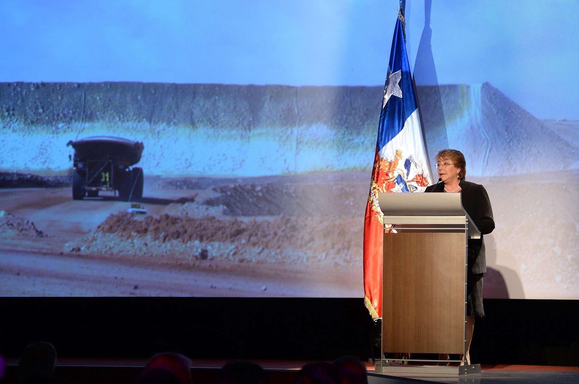 Presidencia / Alex Ibáñez