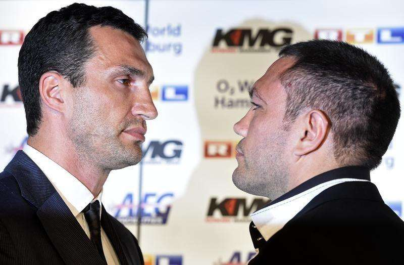 Pulev accuses Klitschko of feigning injury