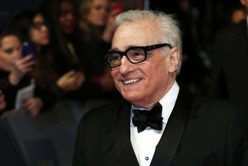 Director Martin Scorsese arrives at the British Academy of Film and Arts (BAFTA) awards ceremony at the Royal Opera House in London February 16, 2014. Foto: Suzanne Plunkett/Reuters