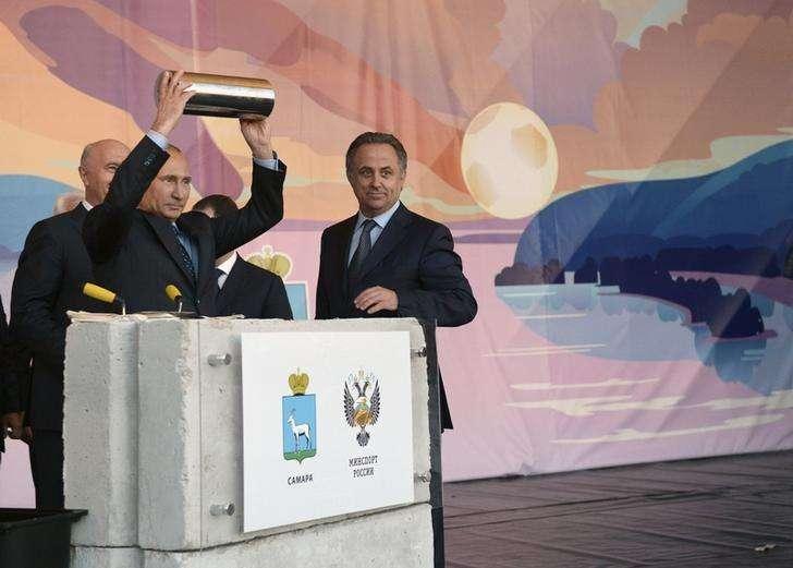 Putin says hopeful Russia won't lose right to host 2018 ...
