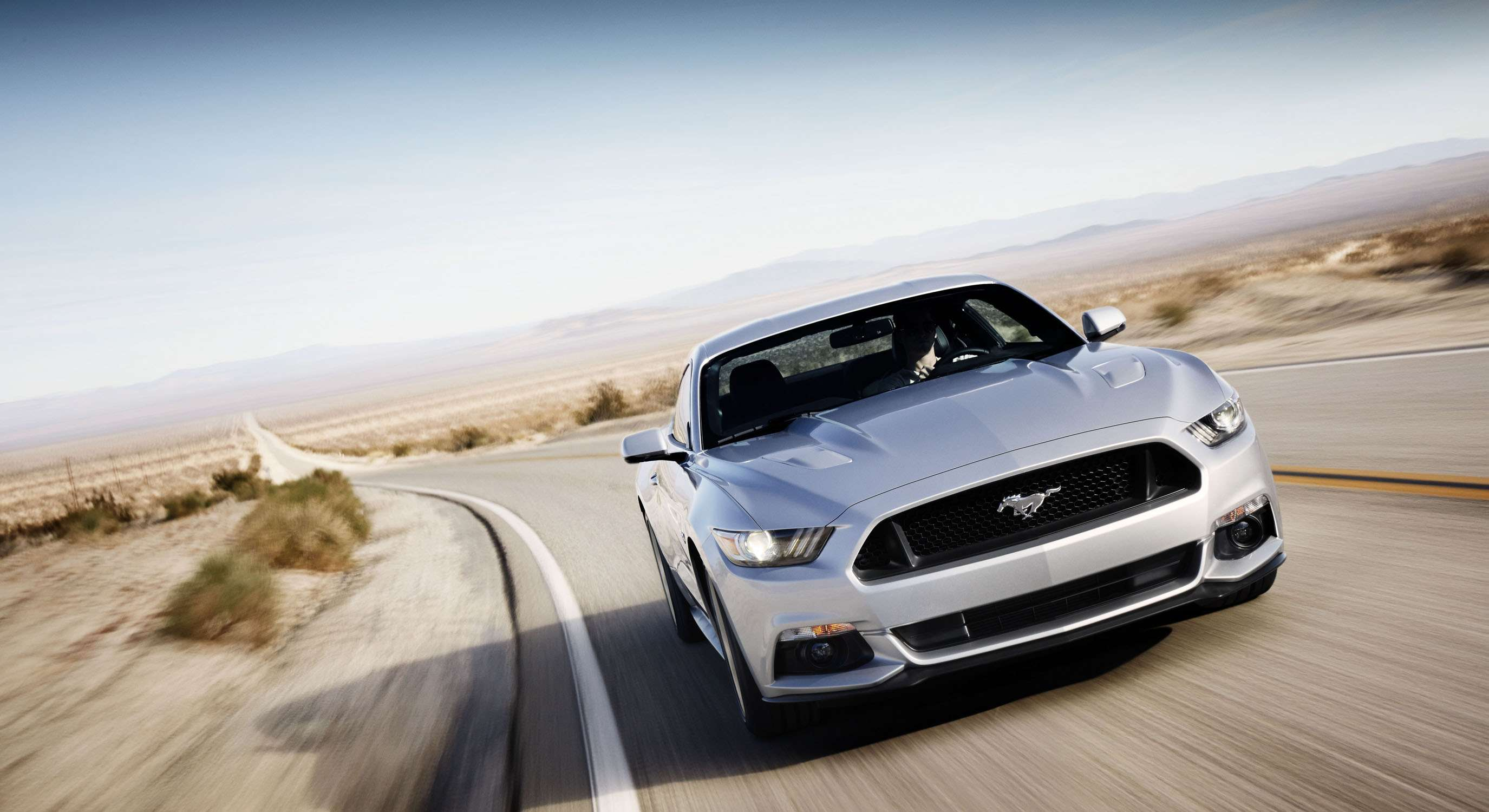 Ford Mustang GT Premium Fastback 2015 Foto: Ford