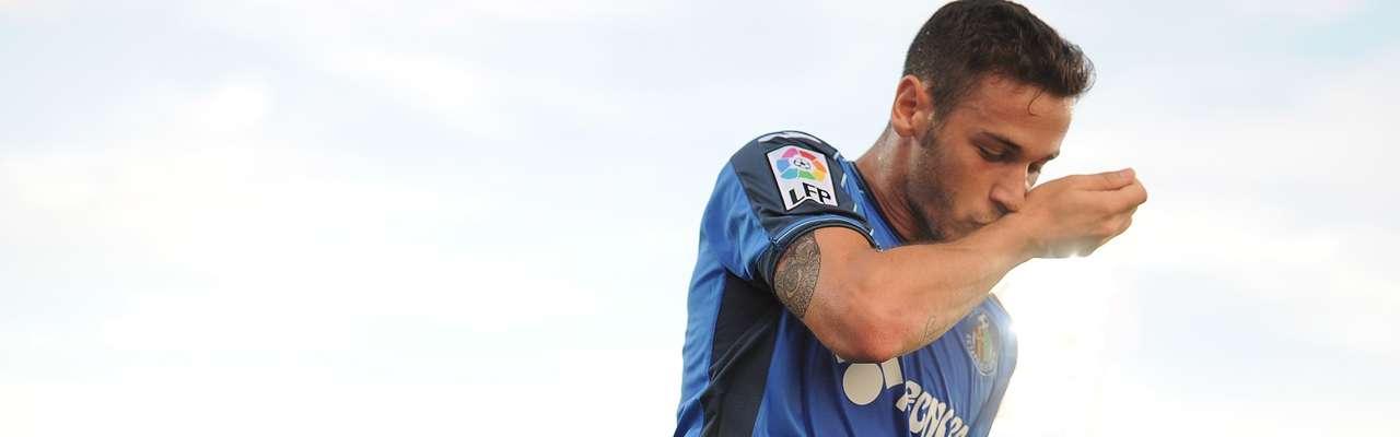 Un gol de Álvaro da la victoria al Getafe ante el Almería