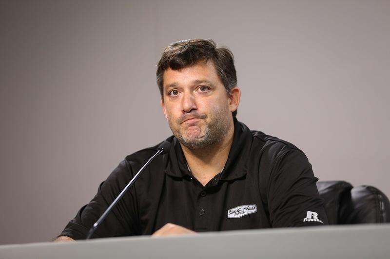 NASCAR champ Tony Stewart returns after tragic crash