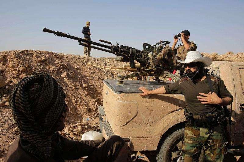 Pentágono: operações no Iraque custam U$ 7,5 milhões por dia