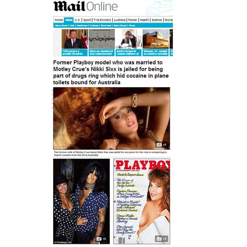 Reproducción Daily Mail