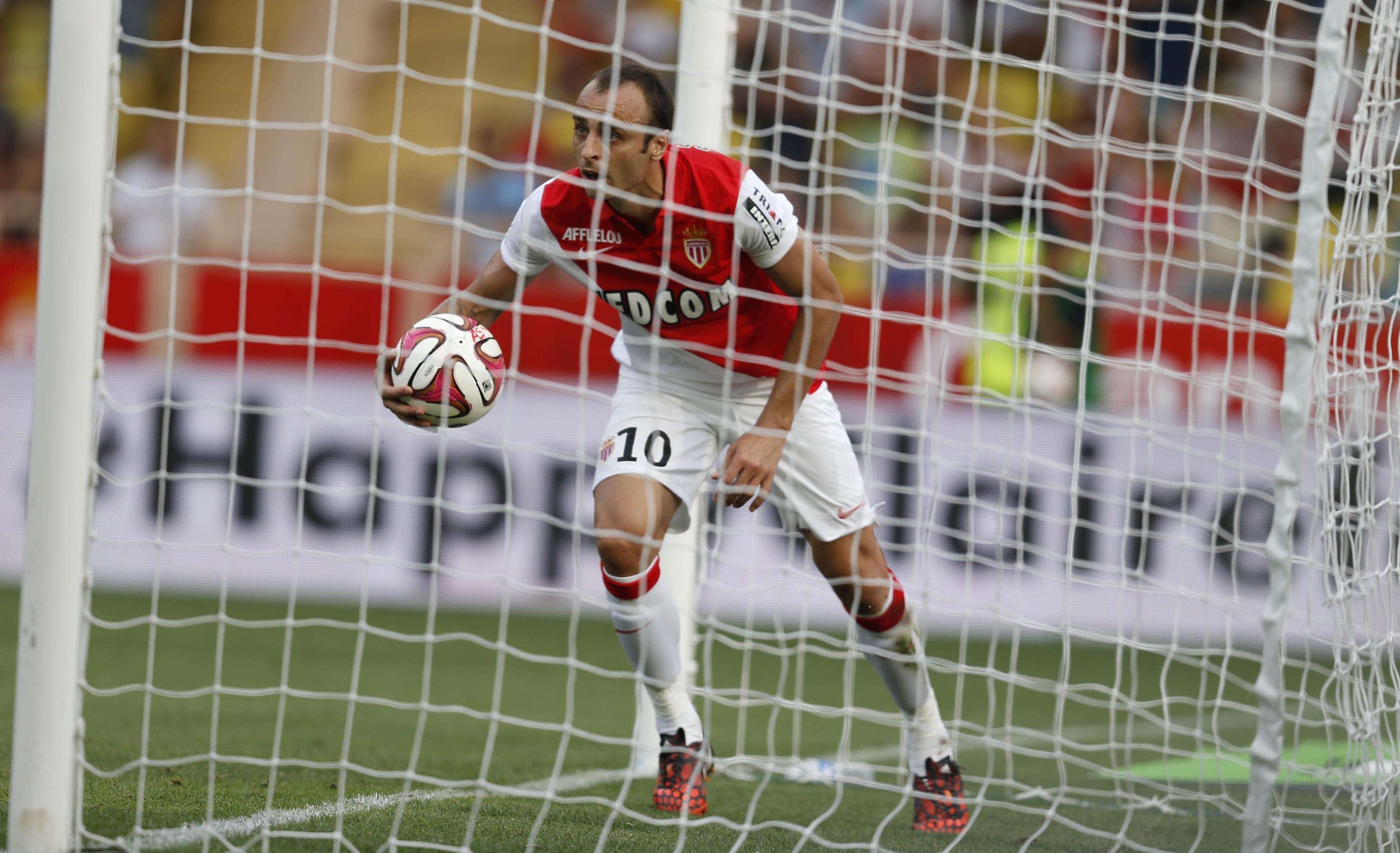 Mónaco sufre para rescatar empate 1-1 ante Lille