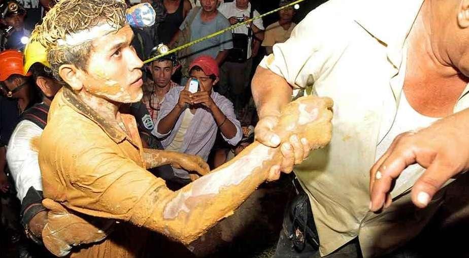 Nicarágua resgata 20 mineiros soterrados; 5 desaparecidos