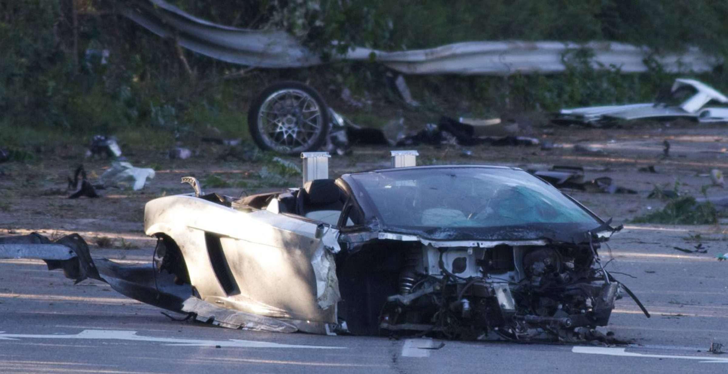 Joven choca y muere durante prueba de Lamborghini en NY