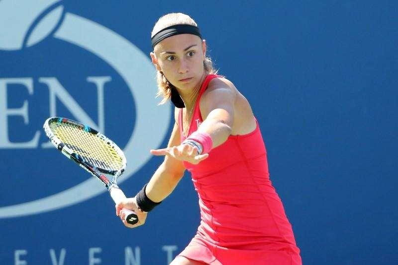 Wimbledon champion Kvitova upset by Krunic