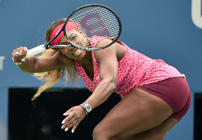 El Top ten más hot de la sexta jornada del US Open