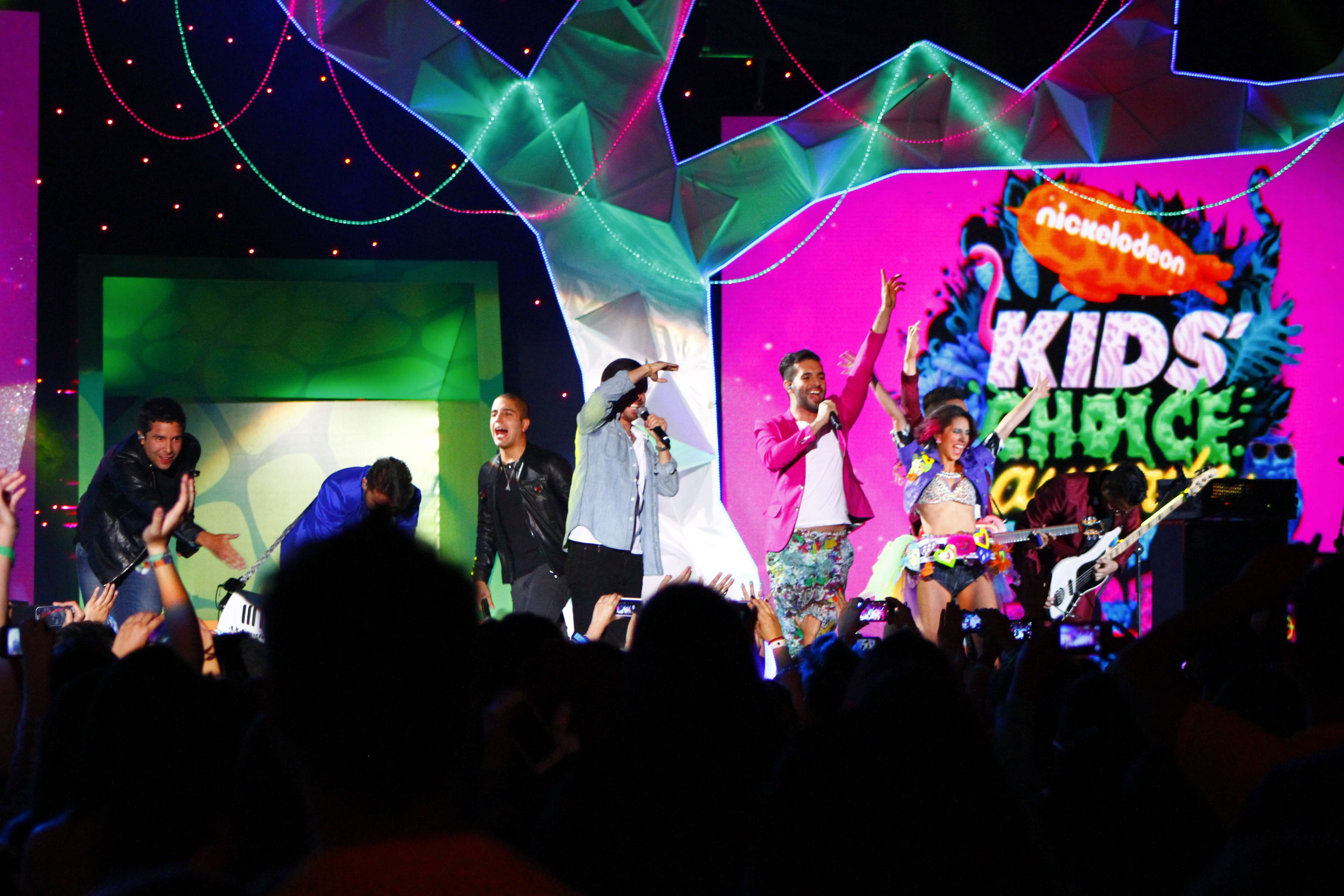 kids Choice Awars Colombia 2014/Prensa