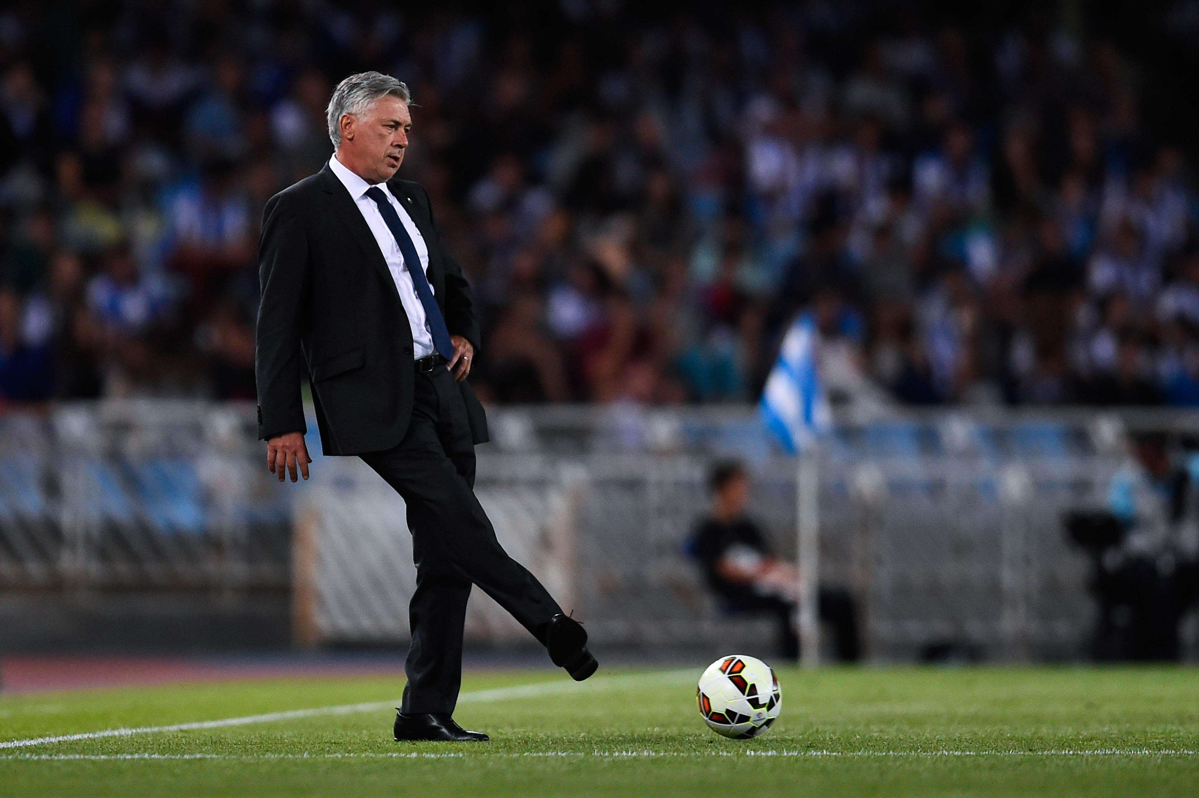 "Ancelotti: ""Something has to change"""