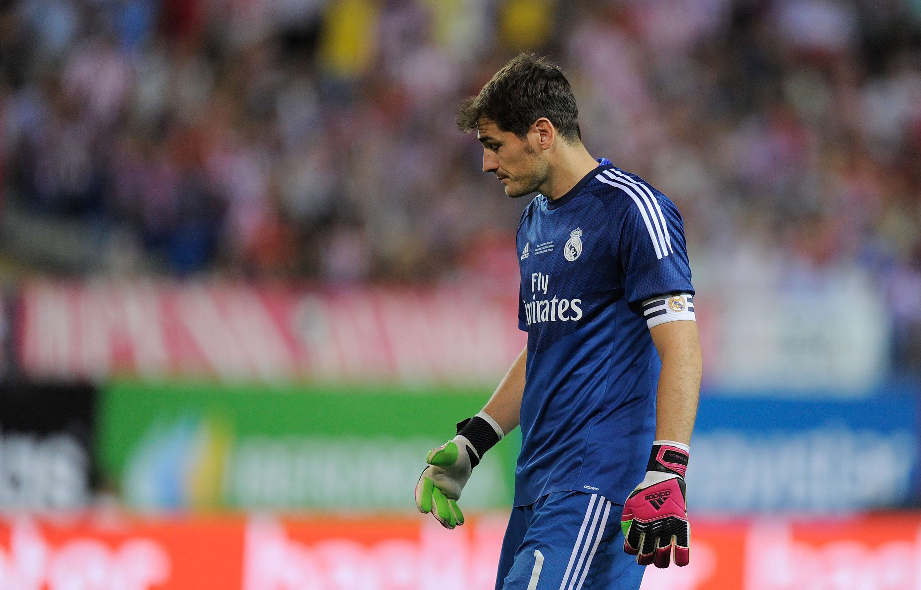 "Casillas: ""Estuvimos horribles"""