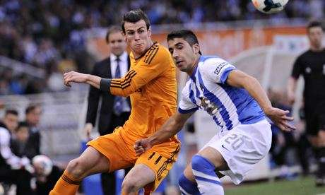 Real Madrid suffered a real catastrophe at Anoeta