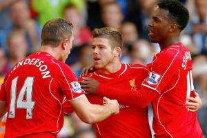 Balotelli misfires but Liverpool wins at Spurs