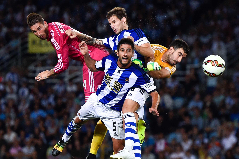 Real Sociedad sorprende y vence 4-2 a Real Madrid en Anoeta