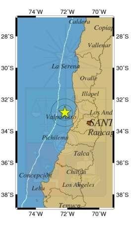Centro Sismológico Nacional de la Universidad de Chile