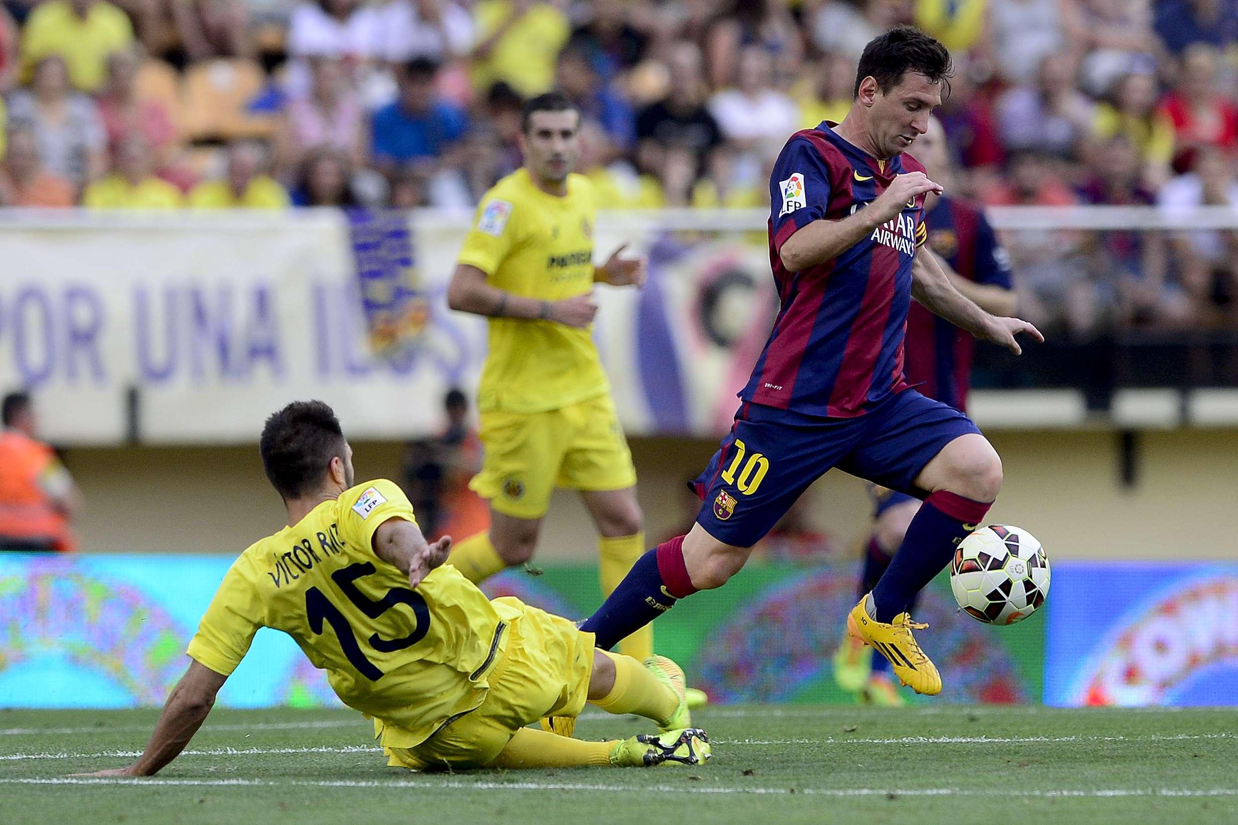 Messi no jugará el Partido por la Paz