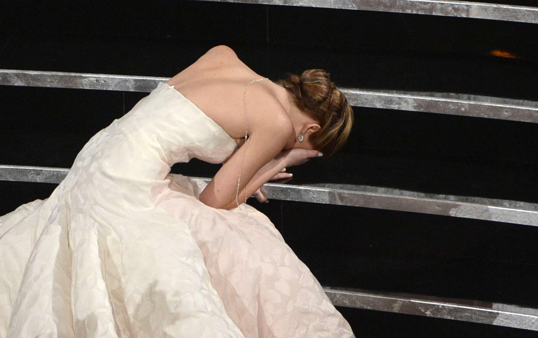 Las búsquedas por las fotos íntimas de Jenny Lawrence acaparan el primer lugar en Google
