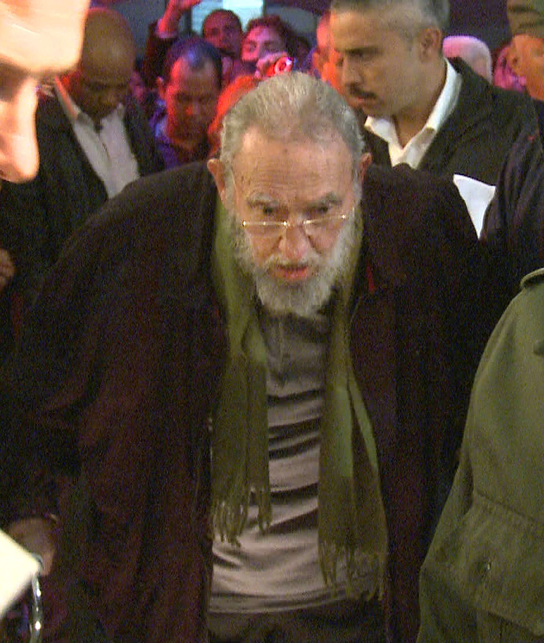 "Fidel Castro arremete contra el ""imperialismo yankee"""