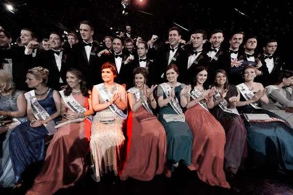 Miss irlandesa se declara gay como Miss Universo España 2013