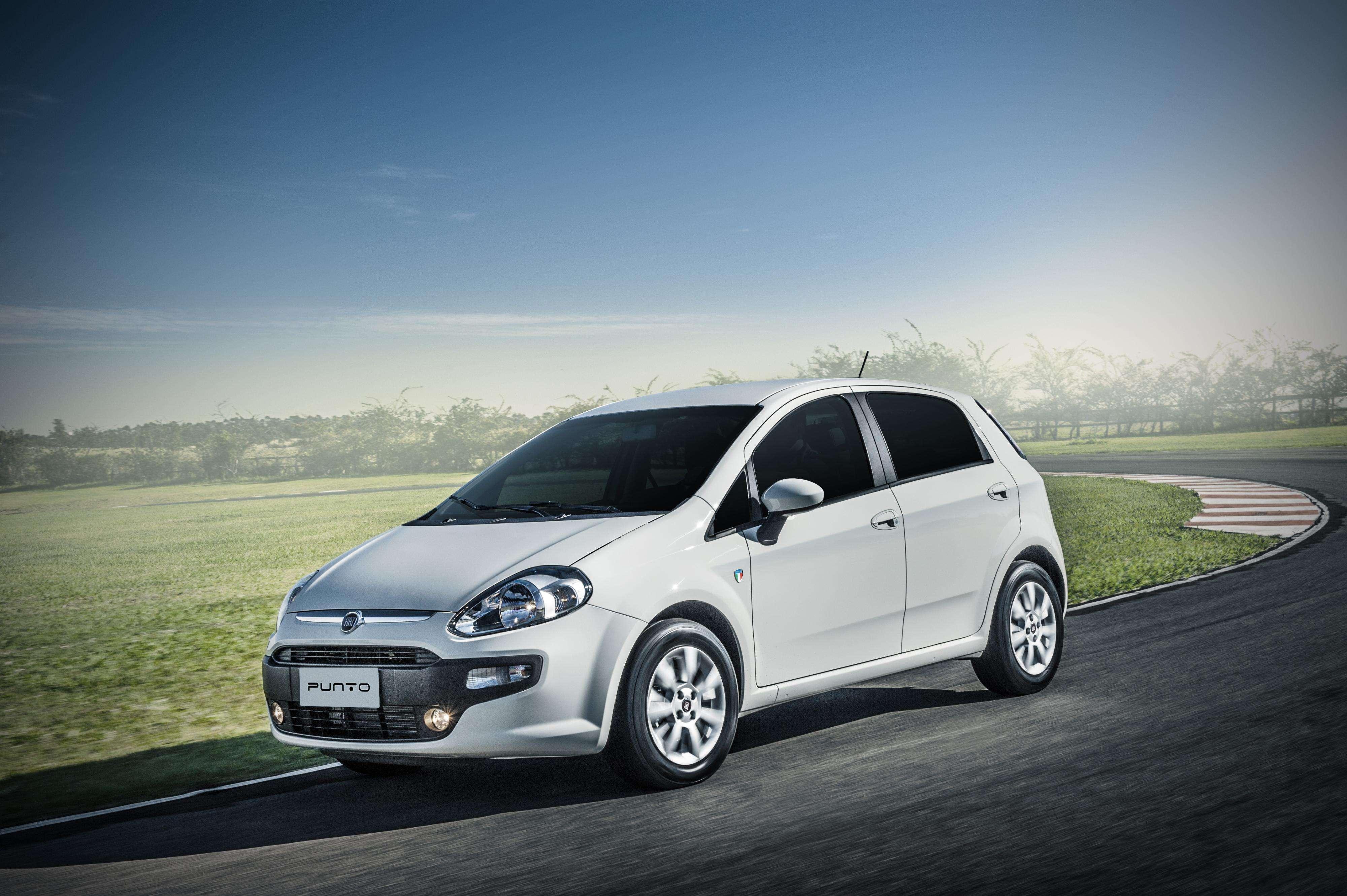 Fiat relança versão especial do Punto por R$ 45.640