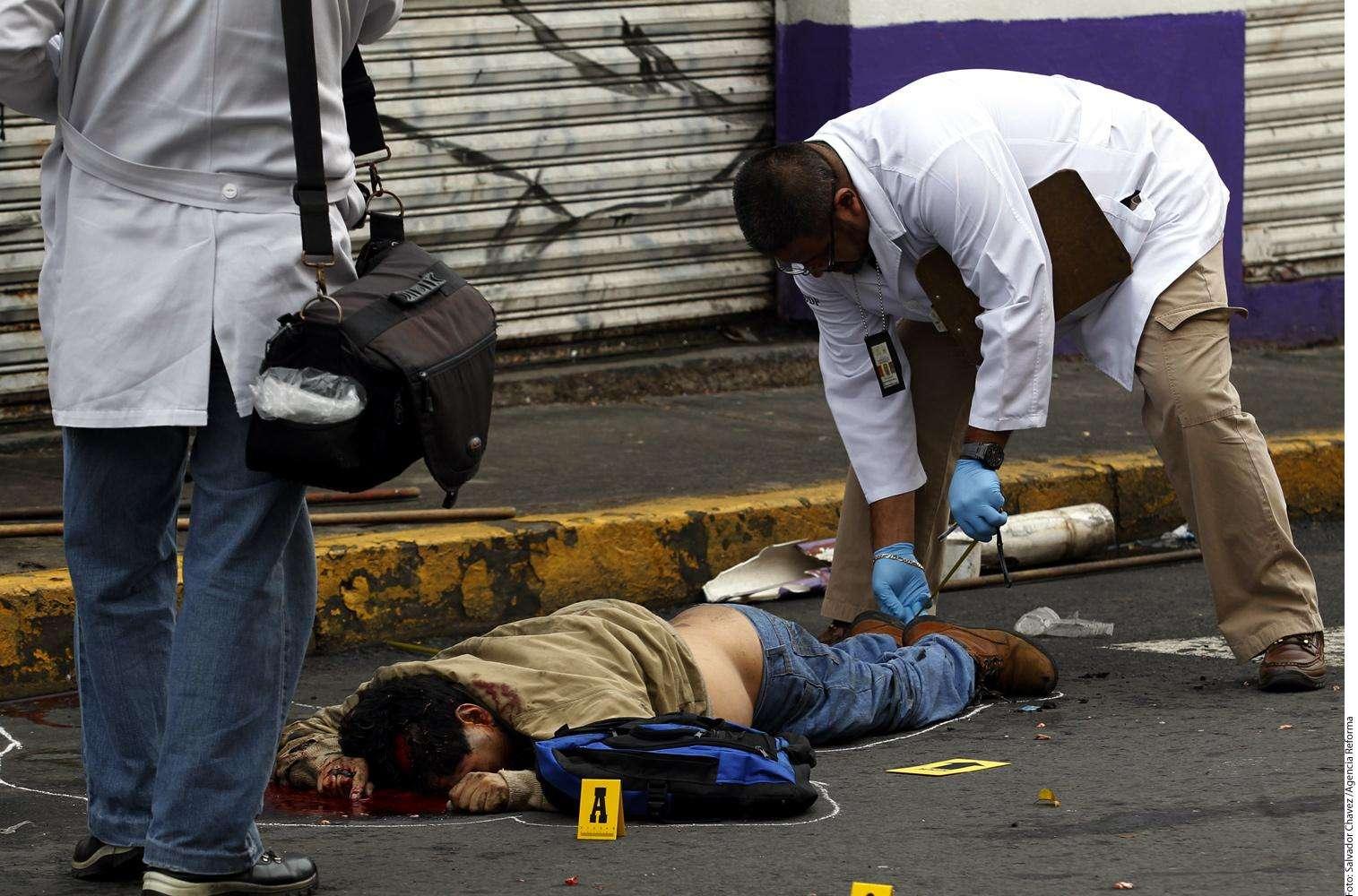 Muere hombre arrollado en delegación del DF