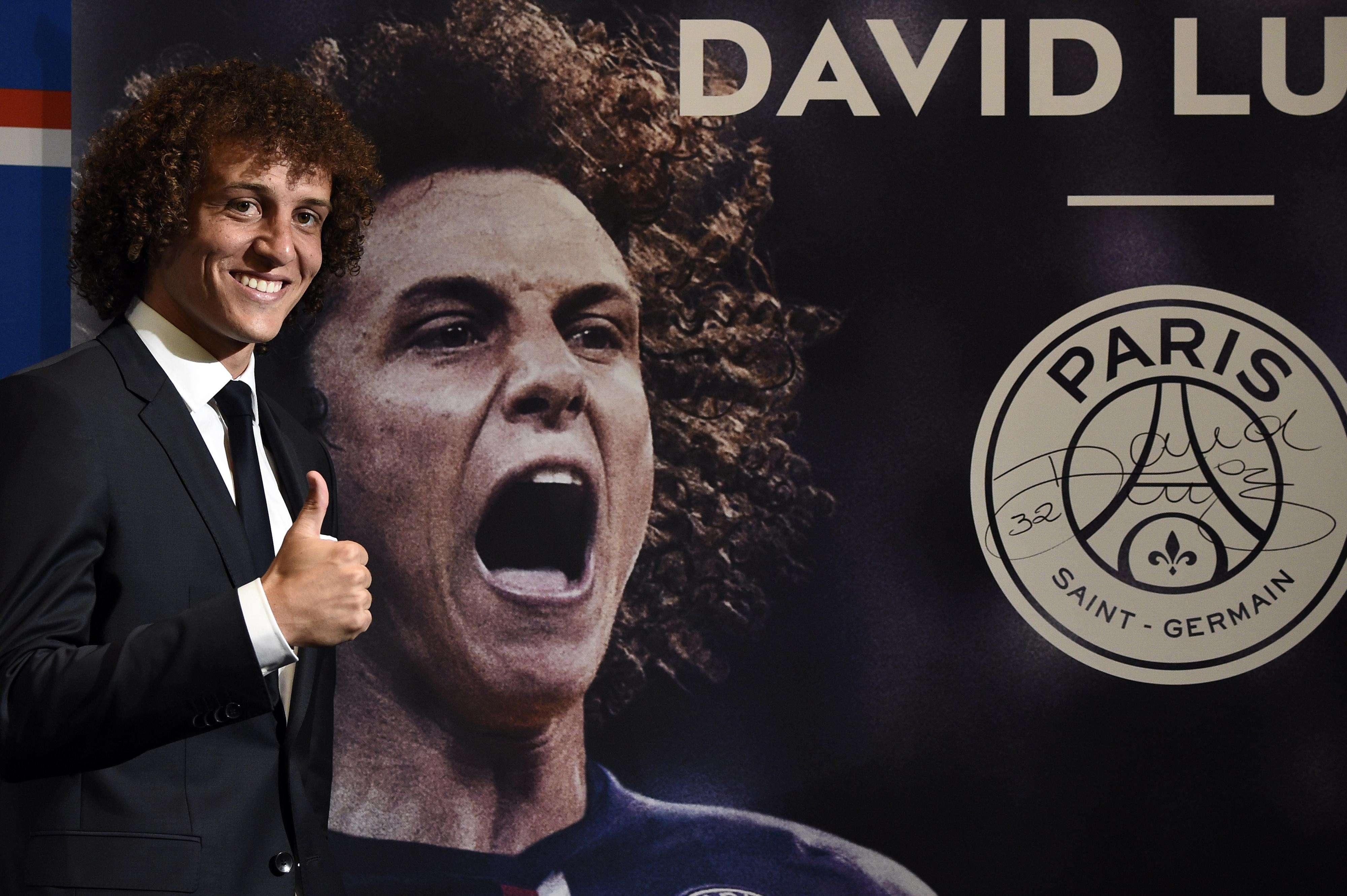 David Luiz. Foto: Getty Images