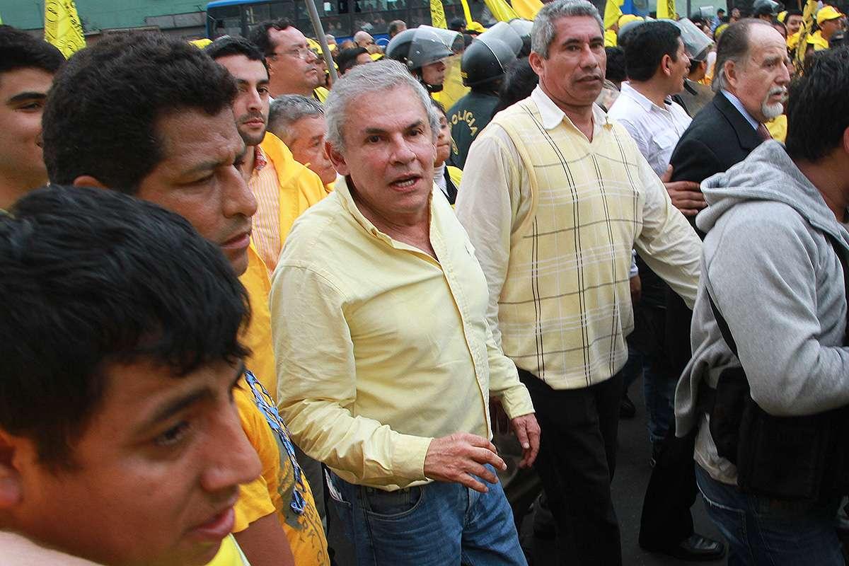 Miguel Bustamante/Terra Perú
