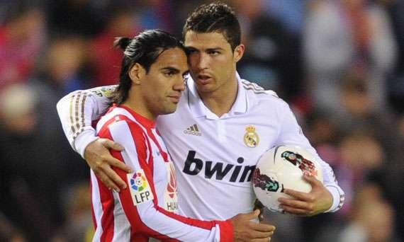 Cristiano: United necesita jugadores de calidad como Falcao