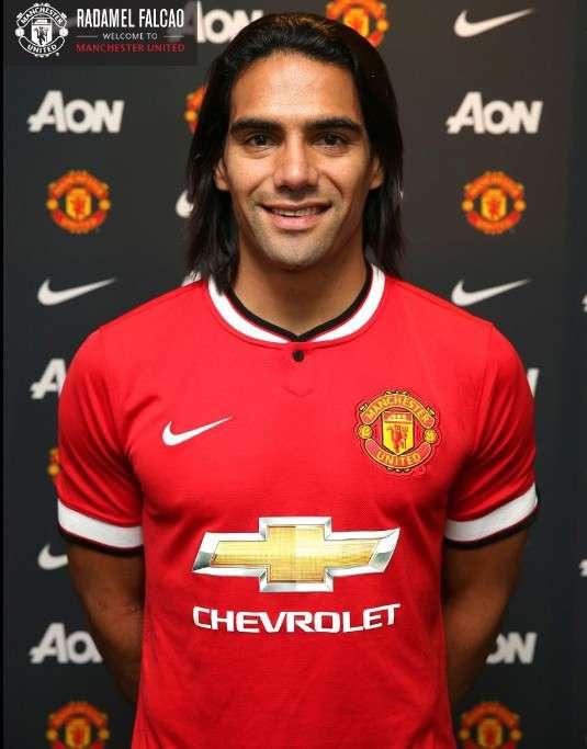 Twitter de Manchester United.