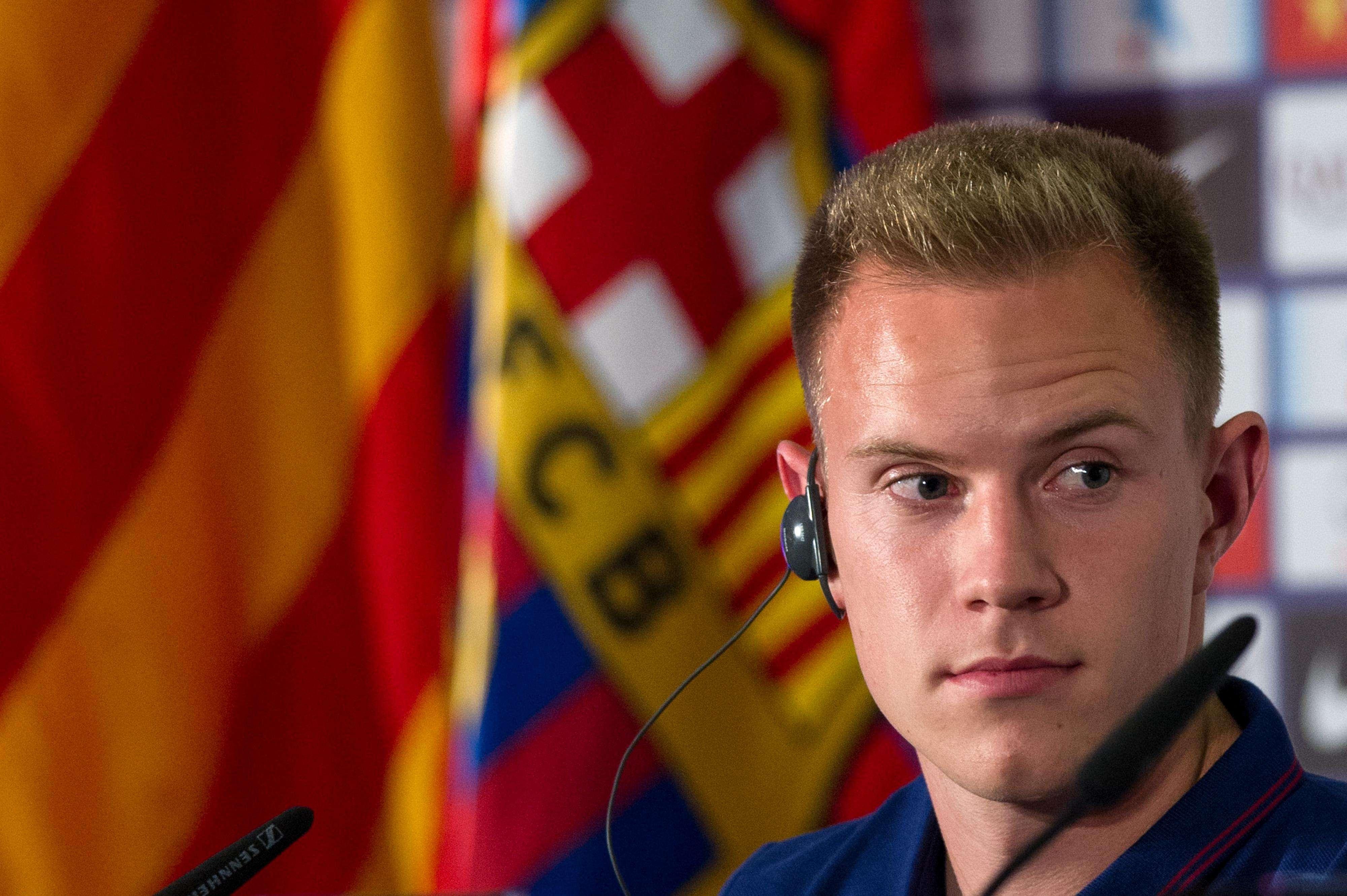 Llega competencia a Bravo: Ter Stegen se recupera de lesión