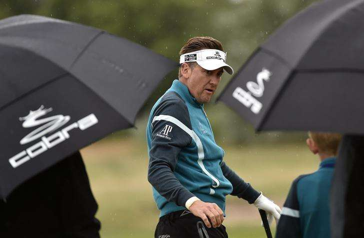 Target man Poulter relishing Ryder Cup battle