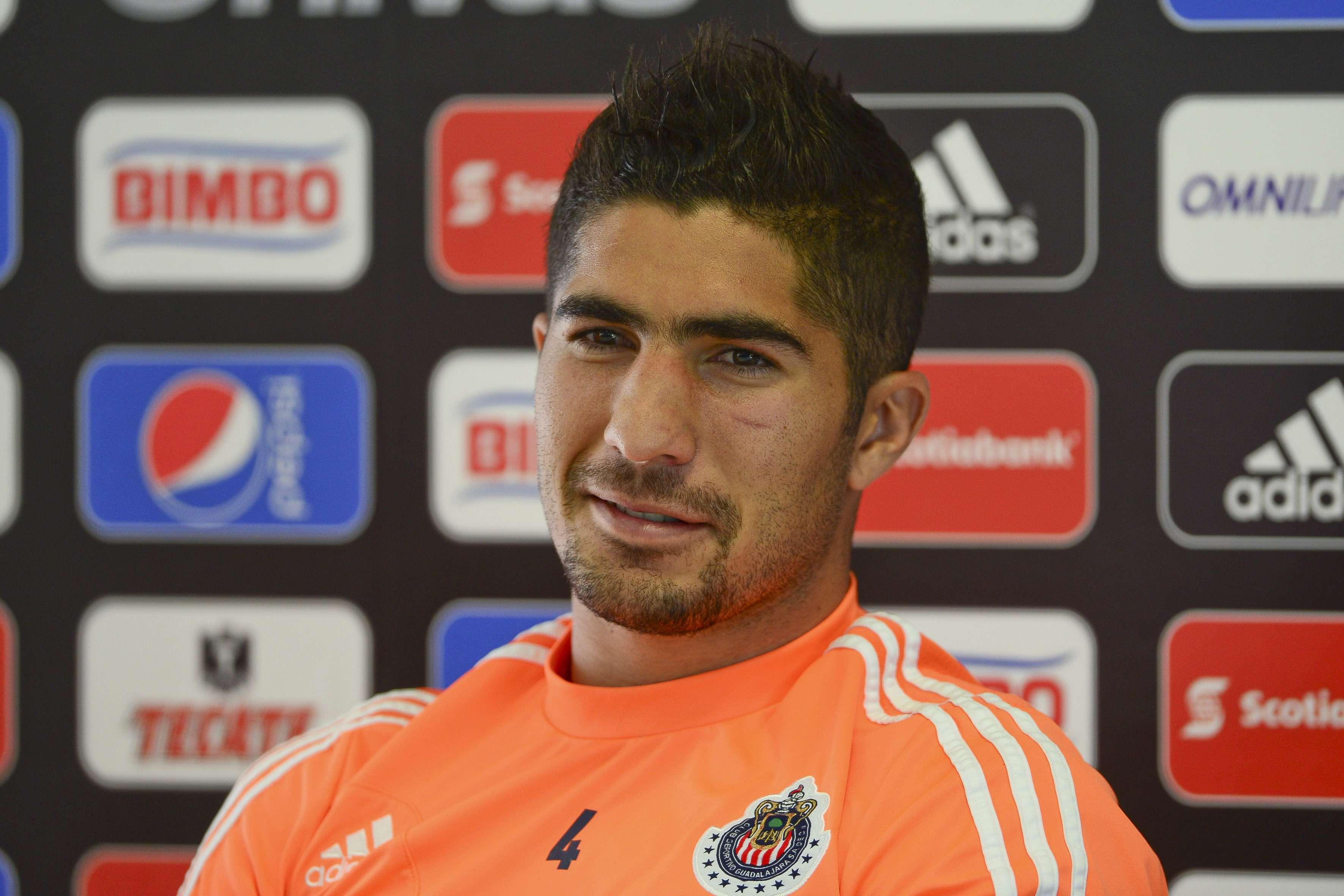 El defensor regresó a los entrenamientos y se espera que pueda estar listo para la siguiente jornada. Foto: Mexsport