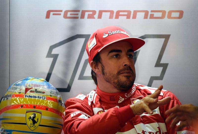 Alonso frustrated and bored, but staying at Ferrari