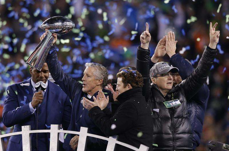 Seahawks face tough task to repeat Super Bowl glory