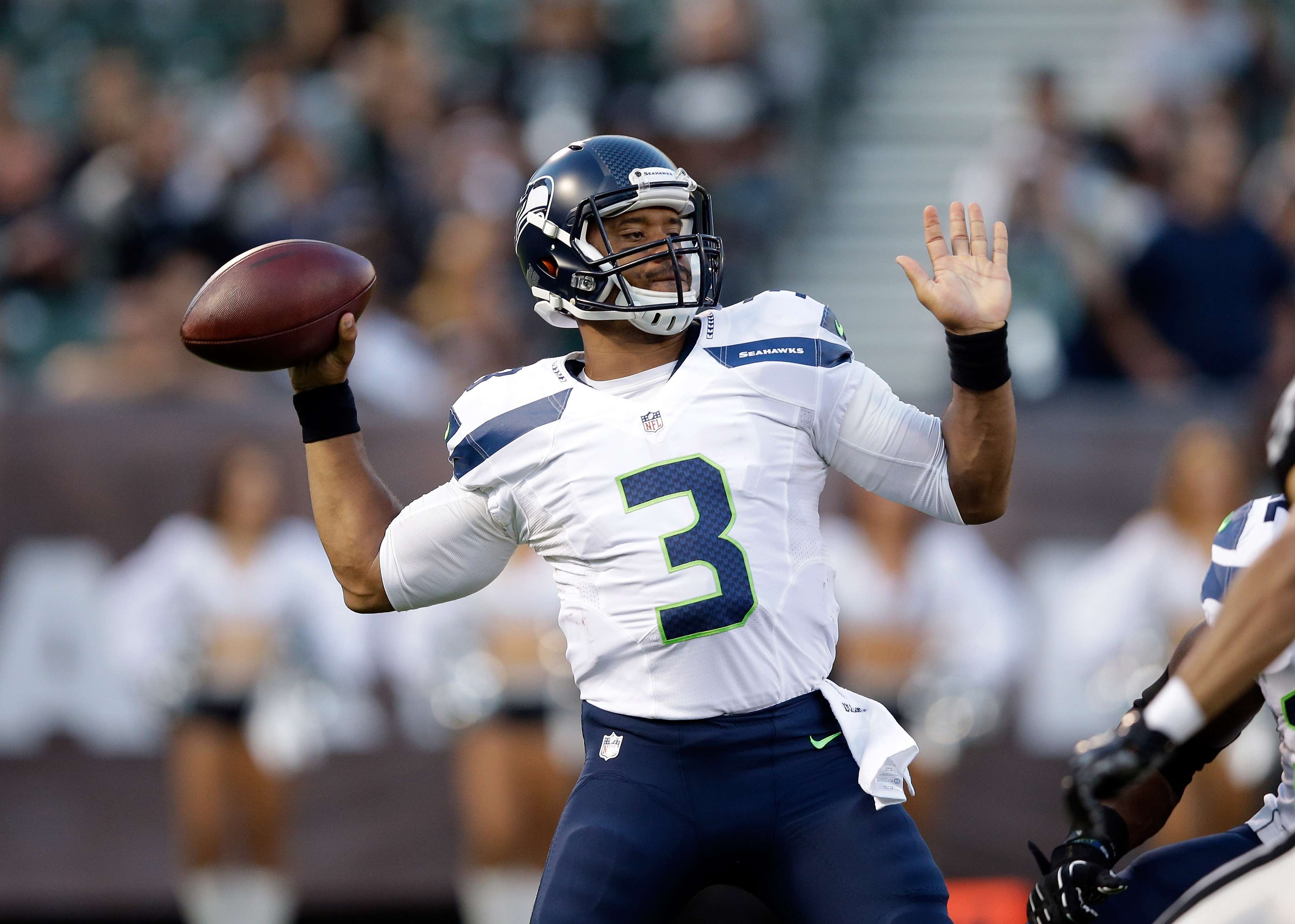 Russell Wilson Foto: Getty Images