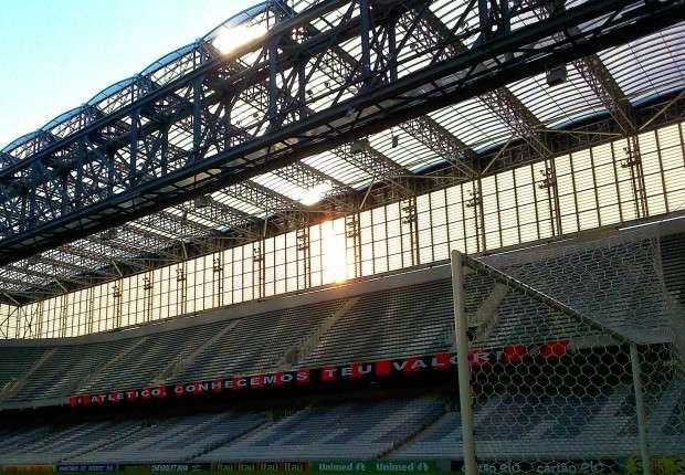 Após dois anos e nove meses, Atlético-PR reencontra torcida em uma partida oficial Foto: Atlético-PR/Divulgação