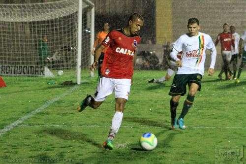 Atletas paranistas acreditam que tropeço não vai tirar embalo da equipe Foto: Paraná Clube/Divulgação