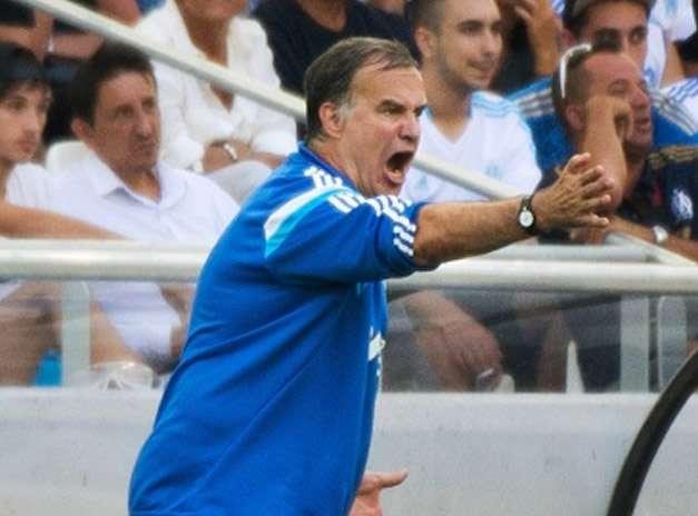 Bielsa se mostró decepcionado con la directiva del Marsella. Foto: AFP
