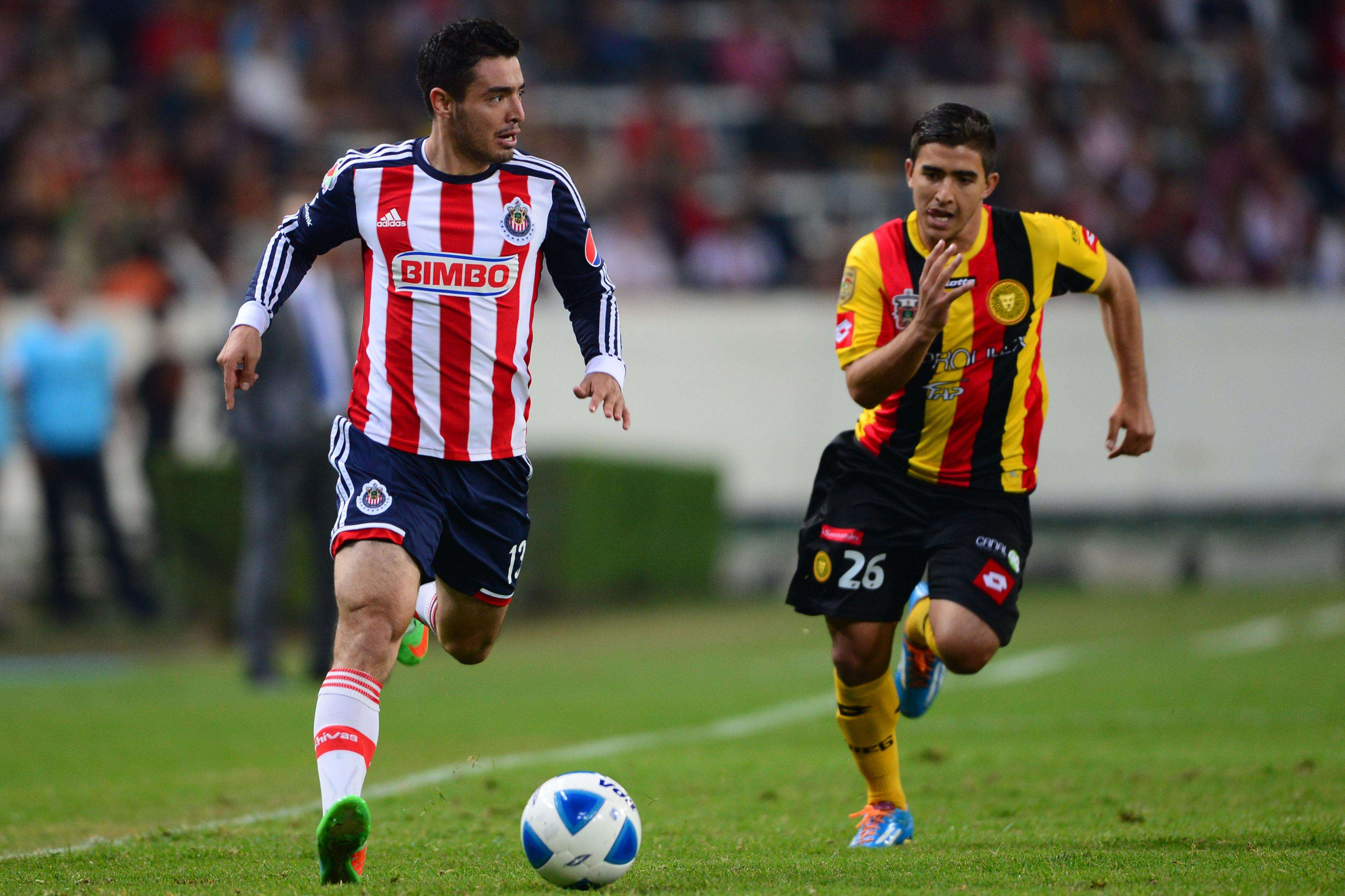 El Rebaño y los Melenudos ya se han enfrentado en la Copa MX, pero hace dos décadas no lo hacían en Liga. Foto: Mexsport